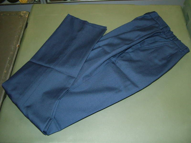 US AIR FORCE DRESS BLUE PANTS CIVIL AIR PATROL 6 M