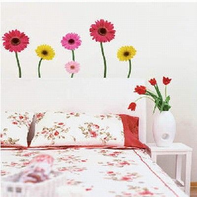 Adhesive Removable Wall Home Decor Accents Stickers Decals & Vinyl